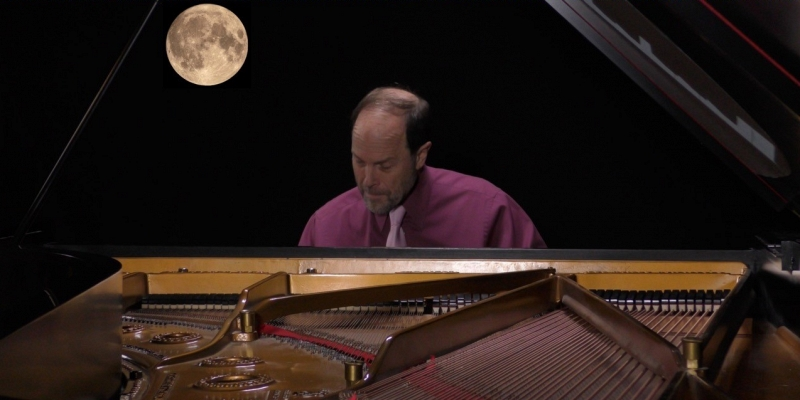 """NEW PERFORMANCE - Video Concert: """"Moonlight Sonata"""" with Frederick Moyer"""